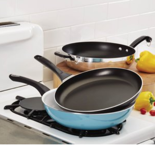 different type of cook pan