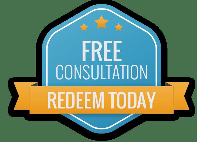 free consultation banner
