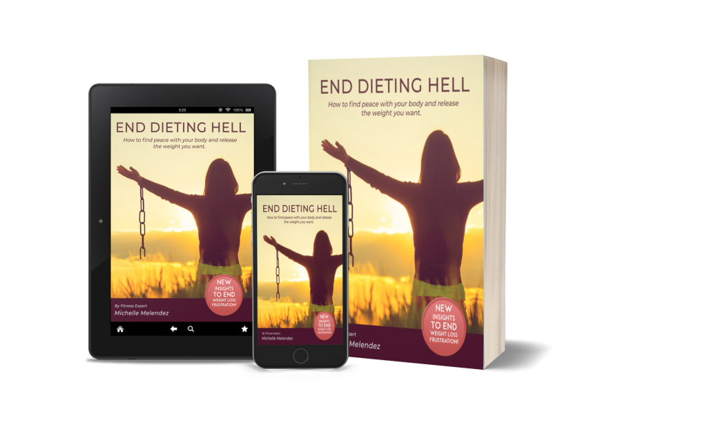 end dieting hell on book, tablet and phone