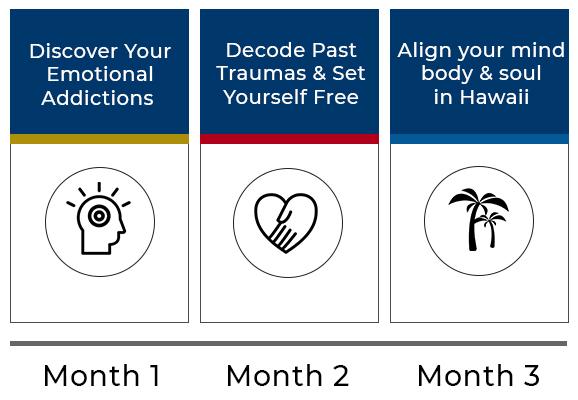 weight loss program process