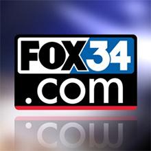 fox34.com logo